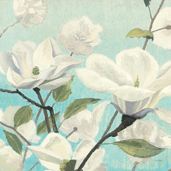 Southern Blossoms II Square-James Wiens-Art Print