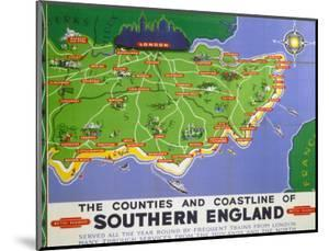 Southern England, BR, c.1950s