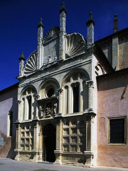 Southern Facade of Shrine of Our Lady of Miracles--Giclee Print