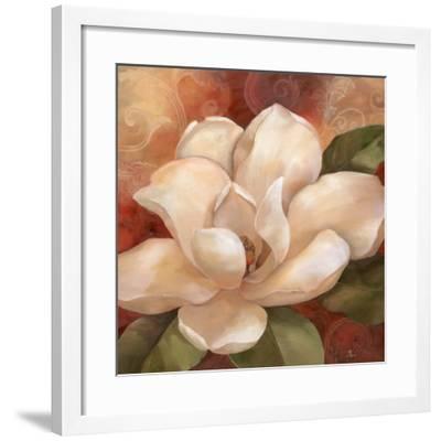 Southern Garden II-Nan-Framed Art Print