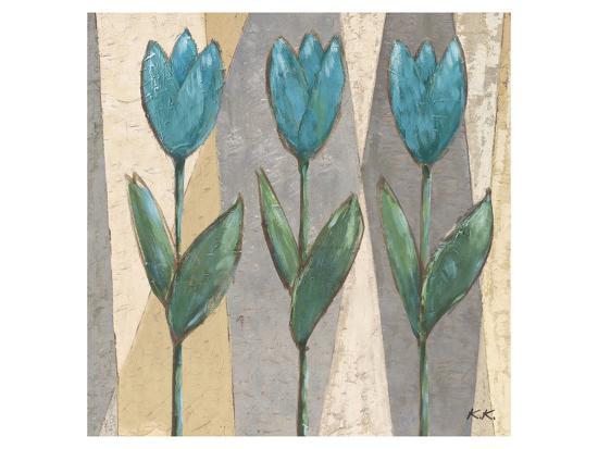 Southern Impressons III-Karsten Kirchner-Art Print