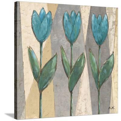 Southern Impressons III-Karsten Kirchner-Stretched Canvas Print