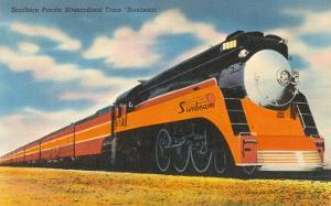 Southern Pacific Streamlined Train, Sunbeam