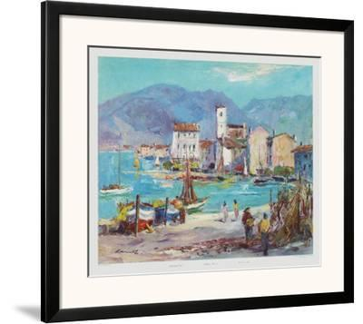 Southern Port-Robert Lauth-Framed Art Print
