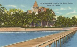 Southernmost House, Key West, Florida
