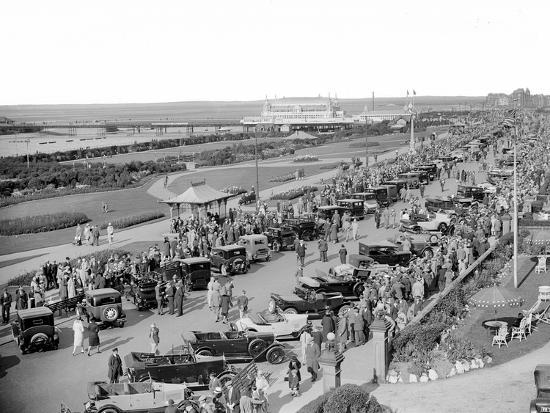 Southport Rally, 1928-Bill Brunell-Photographic Print