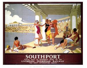 Southport Swimming Pool Ladies