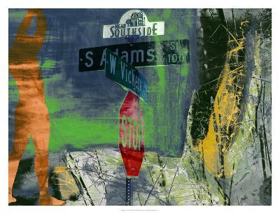 Southside - Ft. Worth-Sisa Jasper-Giclee Print
