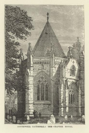 Southwell Cathedral, the Chapter House--Giclee Print
