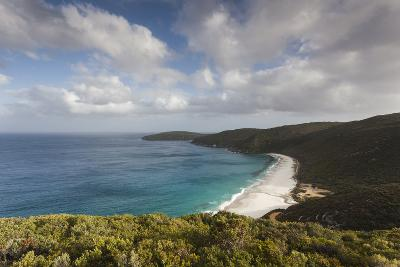 Southwest Australia, Denmark, Shelley Beach, Elevated View-Walter Bibikow-Photographic Print