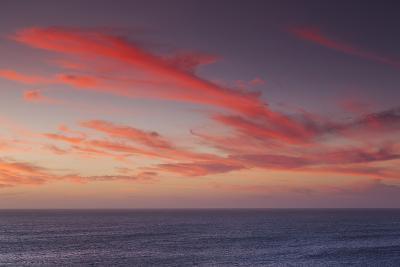 Southwest Australia, Prevelly, Surfers Point, Dusk-Walter Bibikow-Photographic Print