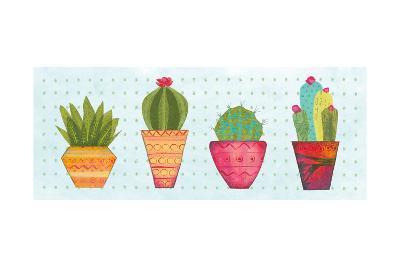 Southwest Cactus VI-Courtney Prahl-Art Print