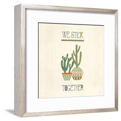 Southwest Geo VIII-Veronique Charron-Framed Art Print