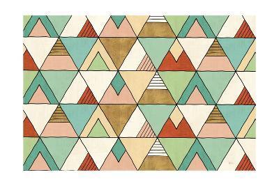 Southwest Geo X-Veronique Charron-Art Print
