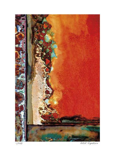 Southwest Glow-Luann Ostergaard-Giclee Print