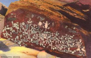 Southwest Indian Petroglyphs