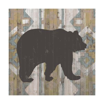 Southwest Lodge Animals III-Vision Studio-Art Print