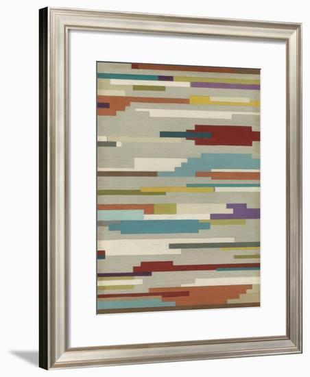 Southwest Signals I-June Erica Vess-Framed Giclee Print