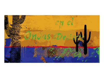 Southwest Waves III-Parker Greenfield-Art Print