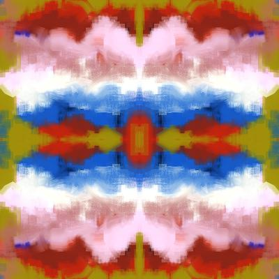 Southwestern Abstract-Deanna Tolliver-Giclee Print