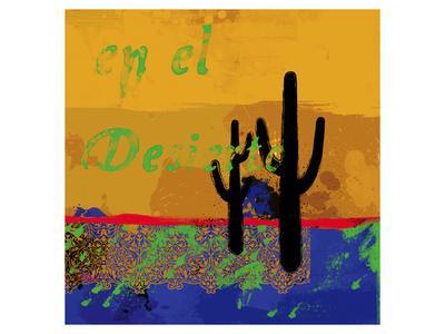 Southwestern Duel-Parker Greenfield-Art Print