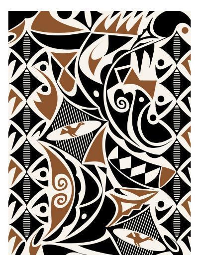 Southwestern Texture--Art Print