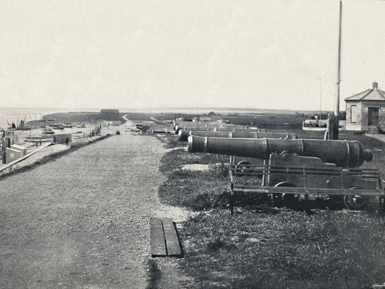 'Southwold - Gun Hill', 1895-Unknown-Photographic Print