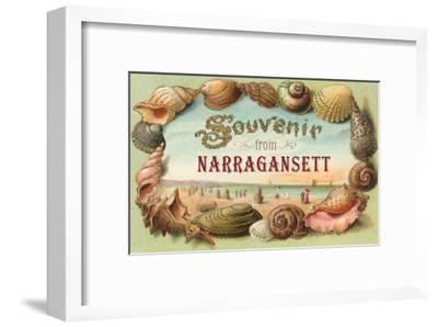 Souvenir from Narragansett, Rhode Island