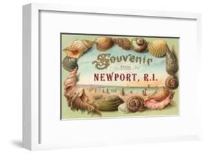 Souvenir from Newport, Rhode Island