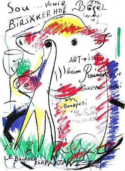 Souvenir-Jean-Pierre Corpaato-Limited Edition
