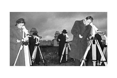 Soviet Satellite Monitoring, 1958-Ria Novosti-Giclee Print