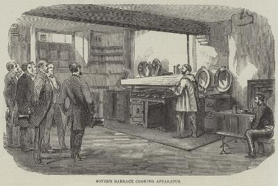 Soyer's Barrack Cooking Apparatus--Giclee Print