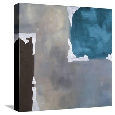 Spa Accent I-Laurie Maitland-Stretched Canvas Print