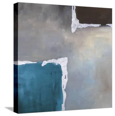 Spa Accent II-Laurie Maitland-Stretched Canvas Print