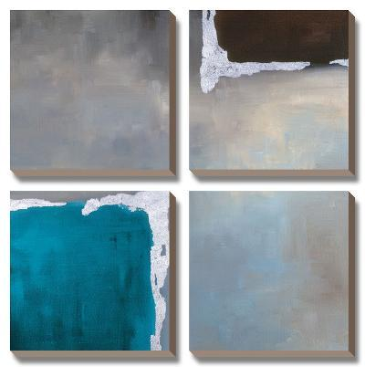 Spa Accent II-Laurie Maitland-Canvas Art Set