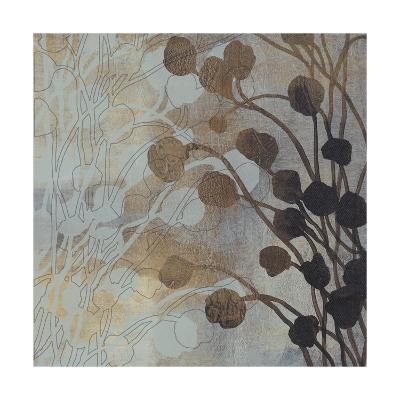 Spa Blue and Gold II-Tim O'toole-Art Print