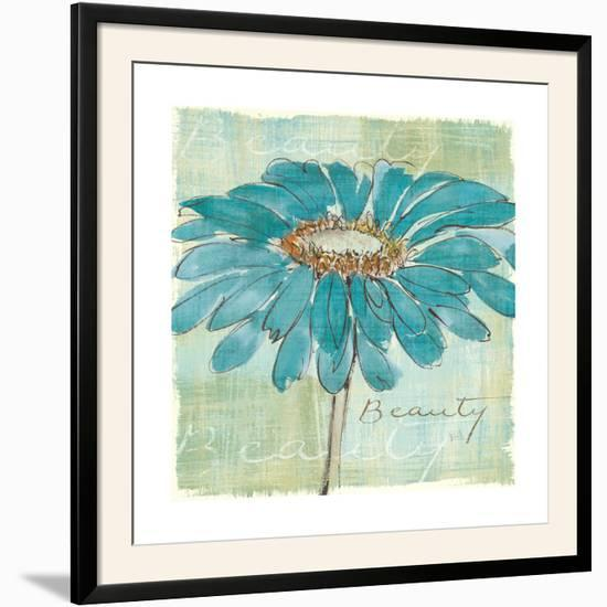 Spa Daisies I-Chris Paschke-Framed Photographic Print