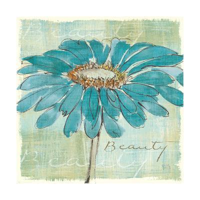 Spa Daisies I-Chris Paschke-Art Print