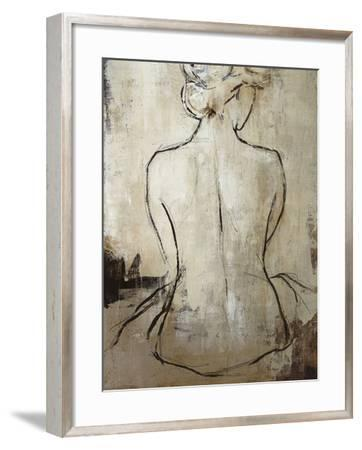 Spa Day III-Bridges-Framed Giclee Print