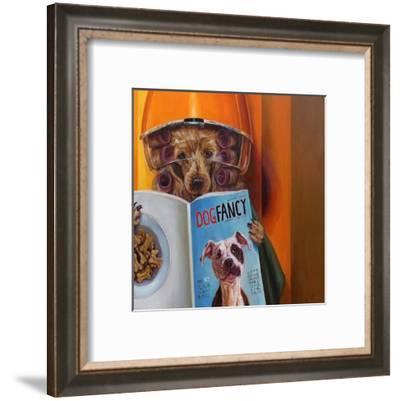 Spa Day-Lucia Heffernan-Framed Art Print