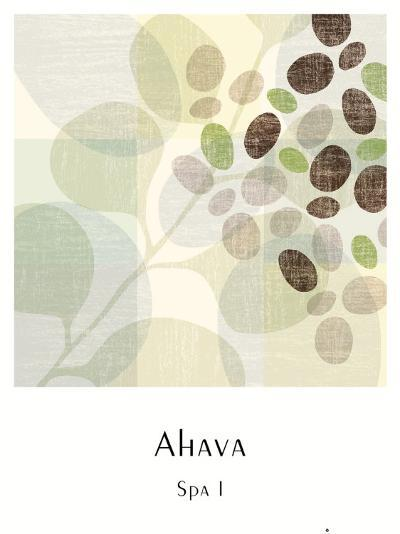 Spa I-Ahava-Art Print