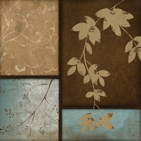 Spa I-Jennifer Pugh-Art Print