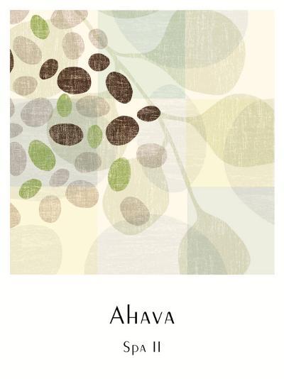 Spa II-Ahava-Art Print