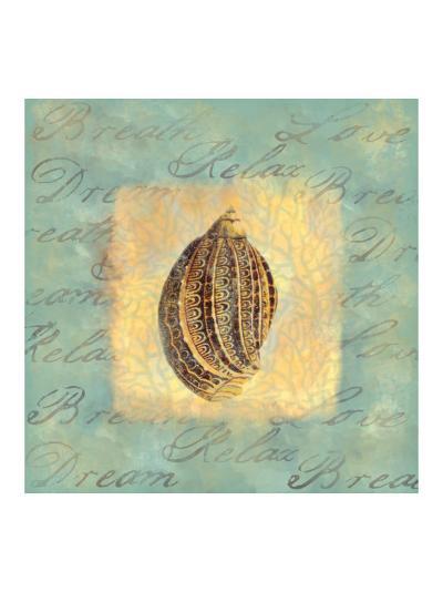 Spa Sea Shell II--Giclee Print