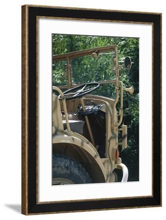 Spa TM40 Artillery Tractor, 1940--Framed Giclee Print