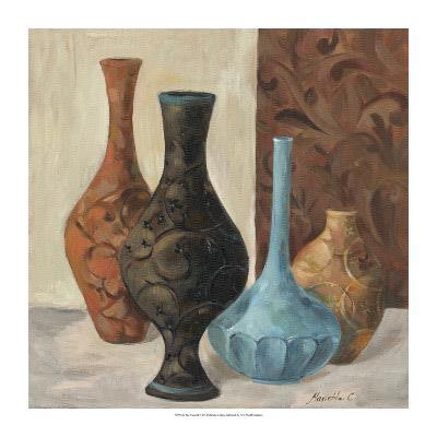 Spa Vases II-Marietta Cohen-Art Print