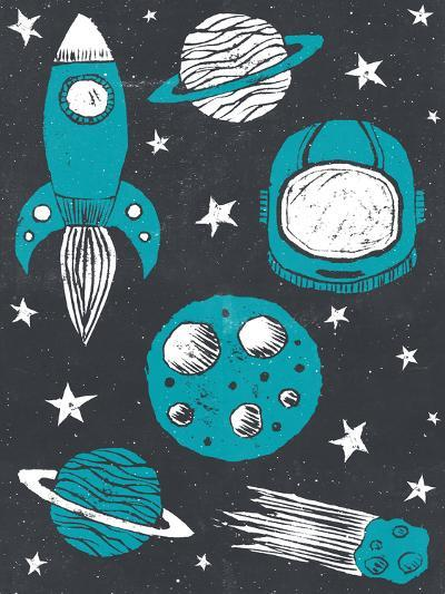 Space Age-Tracie Andrews-Art Print