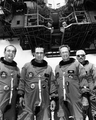Space Cowboys--Photo