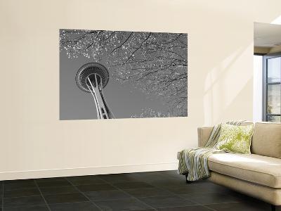 Space Needle, Seattle, Washington, USA-Savanah Stewart-Giant Art Print