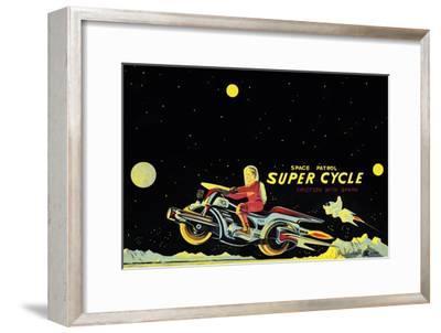 Space Patrol Super Cycle